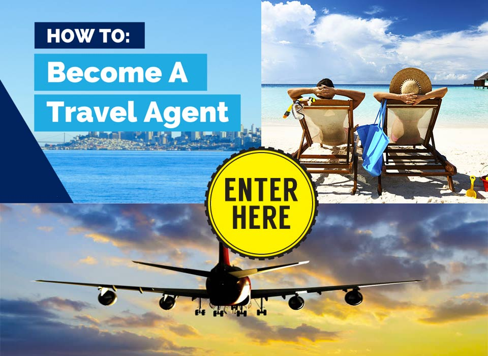 Become A Travel Agent From Home